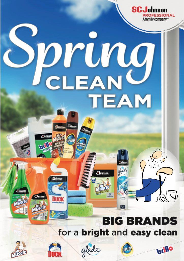 Spring Clean Team
