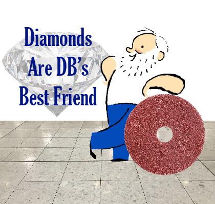 Diamonds are DB's best friend