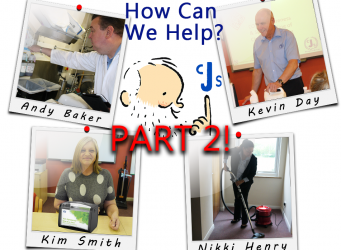 How Can We Help (Part 2)