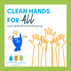 Global Handwashing Day 2019 DB
